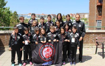 Cinco oros, cinco platas y siete bronces, para el Taekwondo Benavente Quesos El Pastor en el IV Professional Taekwondo Open