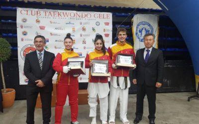7 oros, 9 platas y 13 bronces en el XXXI Open Internacional de Taekwondo Ciudad de Miranda de Ebro