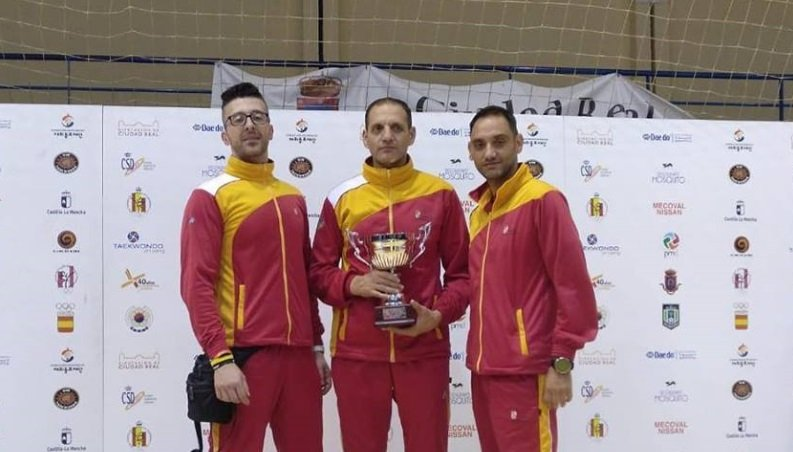 3 oros, 6 platas y 1 bronce para el Quesos el Pastor en el II Open Internacional de Taekwondo Don Quijote