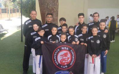 11 medallas y primer puesto por equipos en categoría infantil para Quesos El Pastor  en el Campeonato de Castilla y León de Técnica