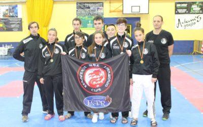 41 medallas para el Quesos el Pastor en el Campeonato de Castilla y León Junior e Infantil