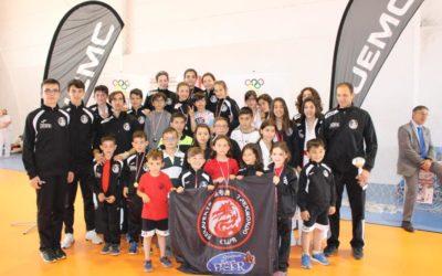 13 oros, 9 platas y 6 bronces para Quesos el Pastor en el Campeonato de Castilla y León Cadete e Infantil