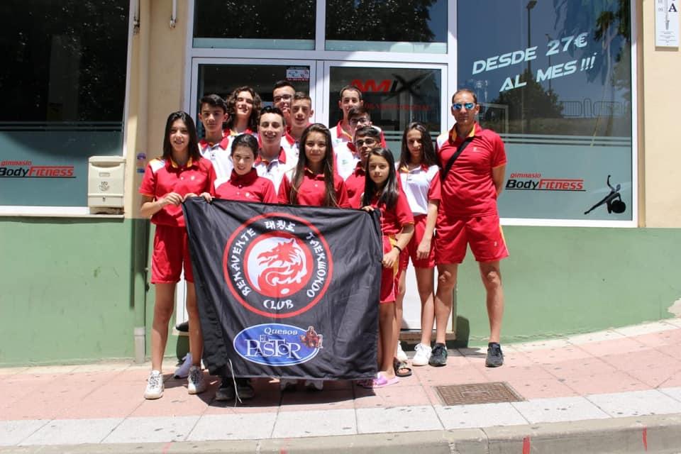 Un oro y dos bronces para el Taekwondo Benavente en el Campeonato de España Sub21, junior y cadete