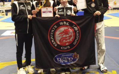 Dos Platas y un Bronce en el Campeonato de España de Clubs Combate 2019