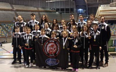 3 Oros, 5 Platas y 4 Bronces en la Copa Ciudad de A Coruña