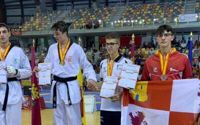David Rodríguez logra el bronce en el Campeonato de España